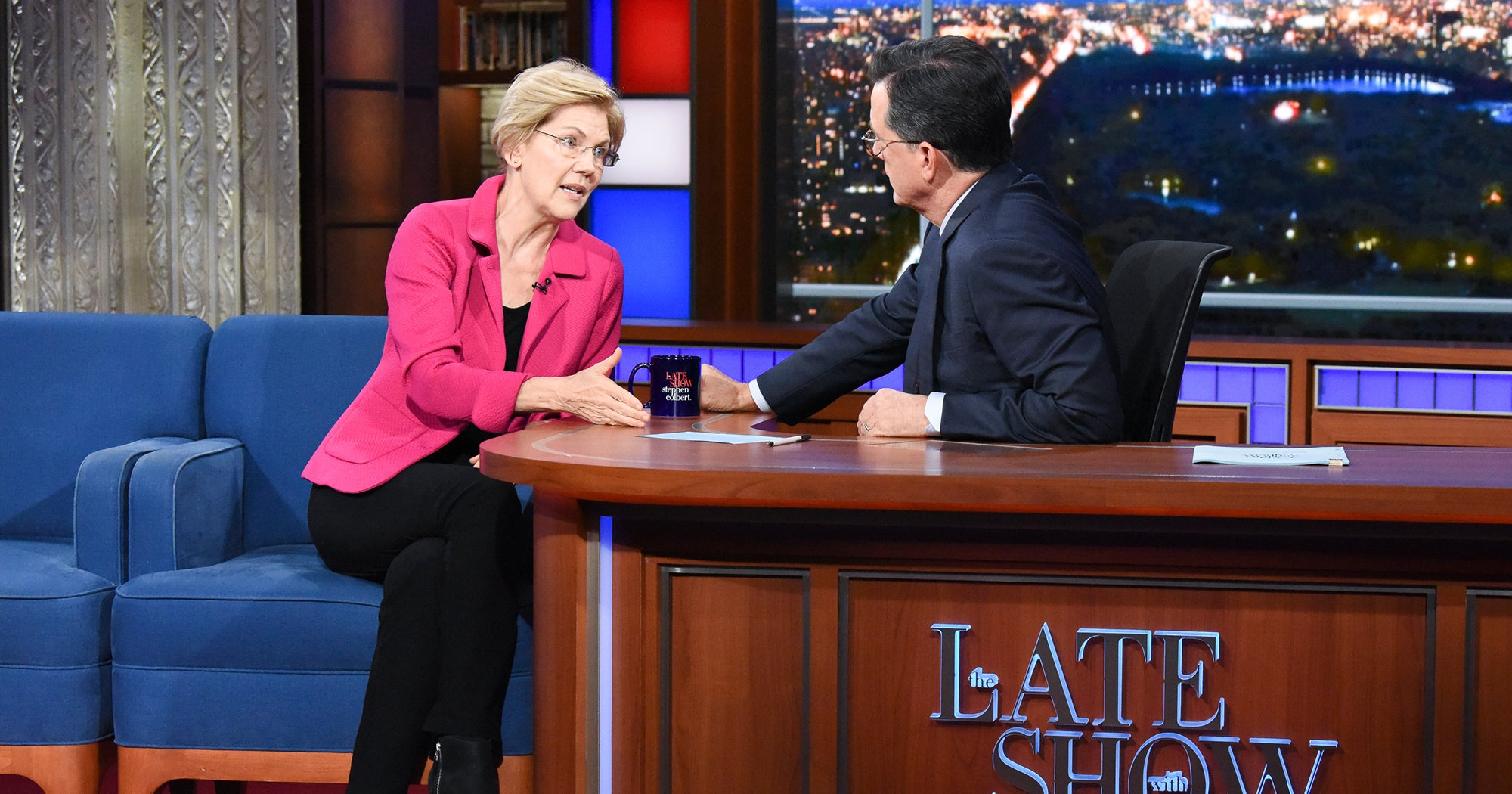 """Elizabeth Warren Playing """"Name That Billionaire"""" Is The Best Thing You'll See This Week"""