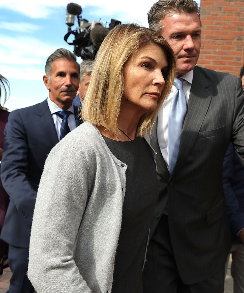 Lori Loughlin's Attorneys Make Explosive Claim About FBI's Treatment Of College Scam