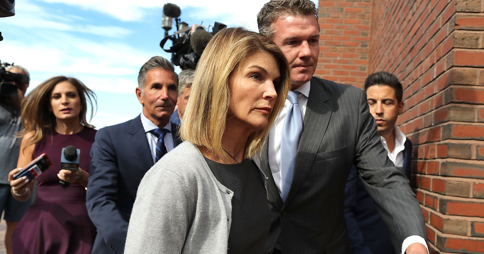 Lori Loughlin's Attorneys Just Made An Explosive Claim About The FBI's Treatment Of College Scam