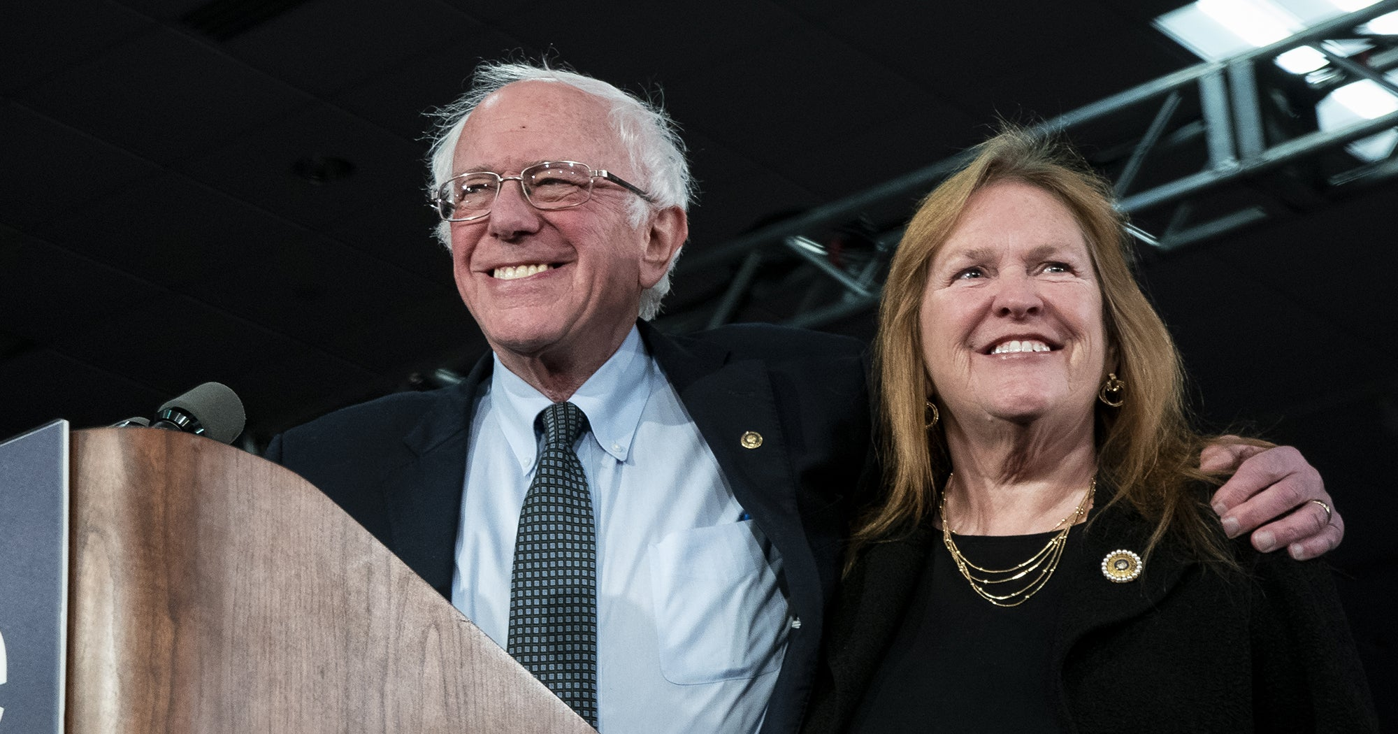 Everything You Should Know About Jane O'Meara, Bernie Sanders' Wife