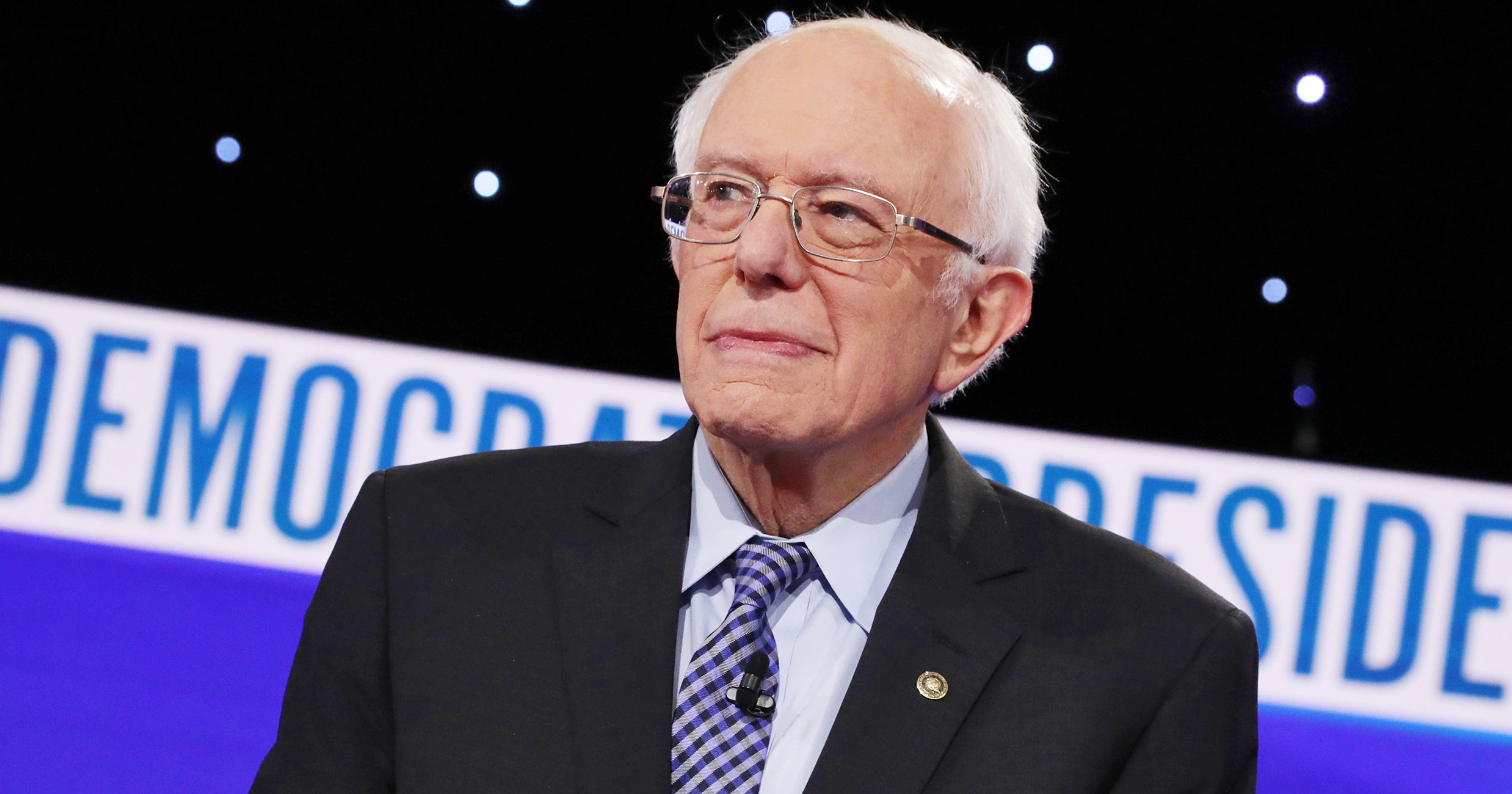 """Bernie Sanders: """"Drag Your Friends Kicking Screaming To The Polling Booth"""""""