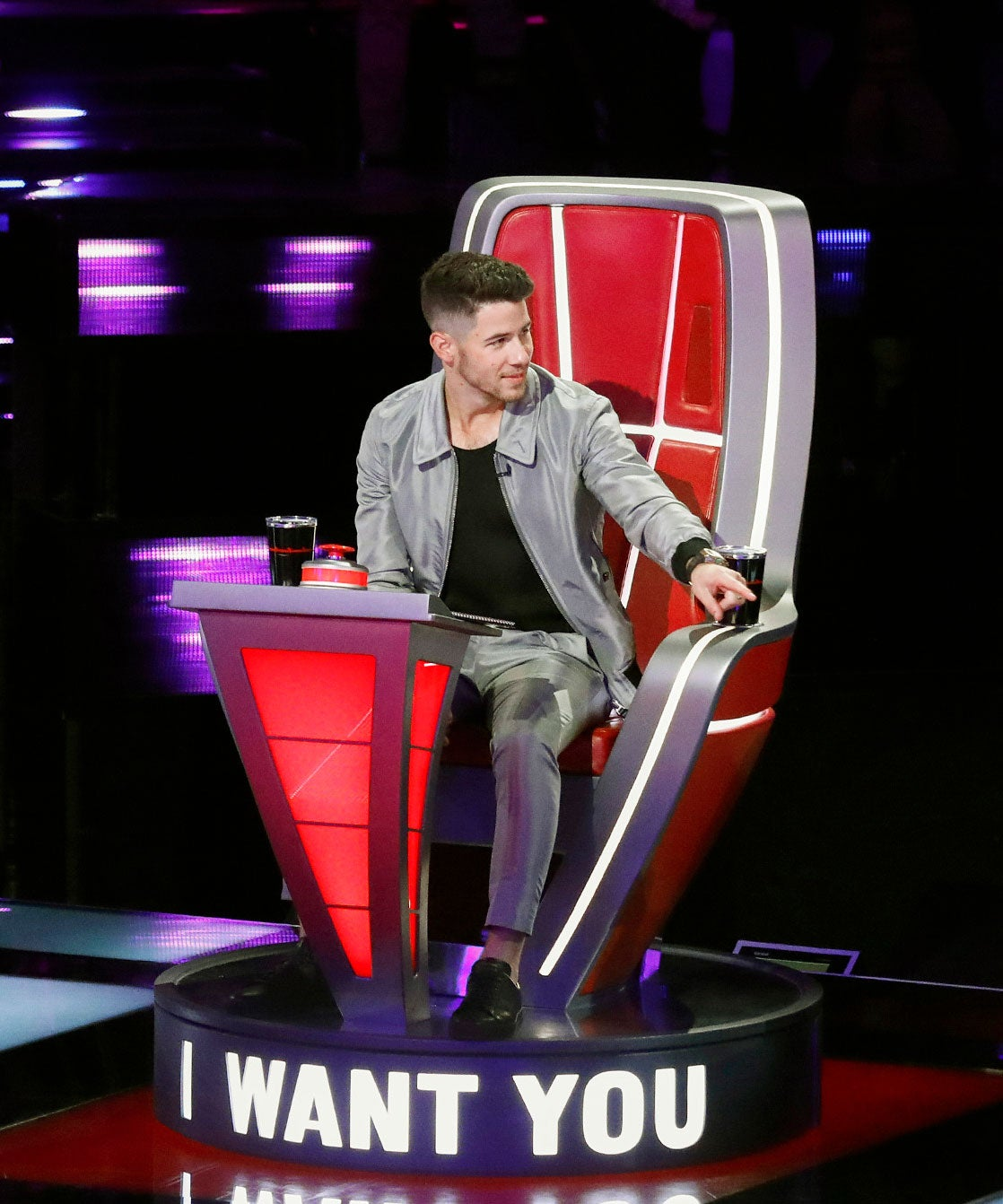Nick Jonas Is The New Voice Coach & The One To Watch