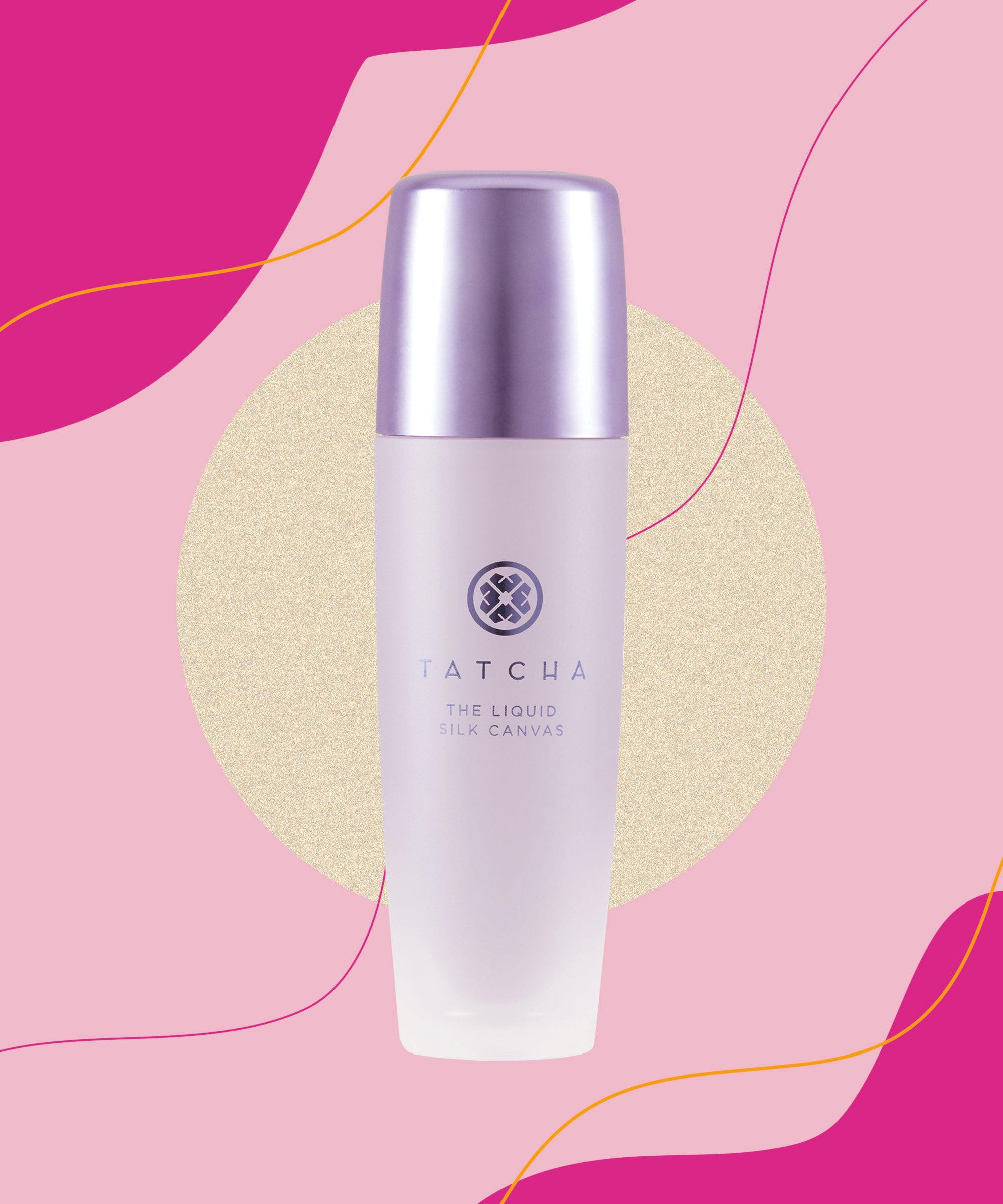 The Liquid Silk Canvas: Featherweight Protective Primer by Tatcha #5