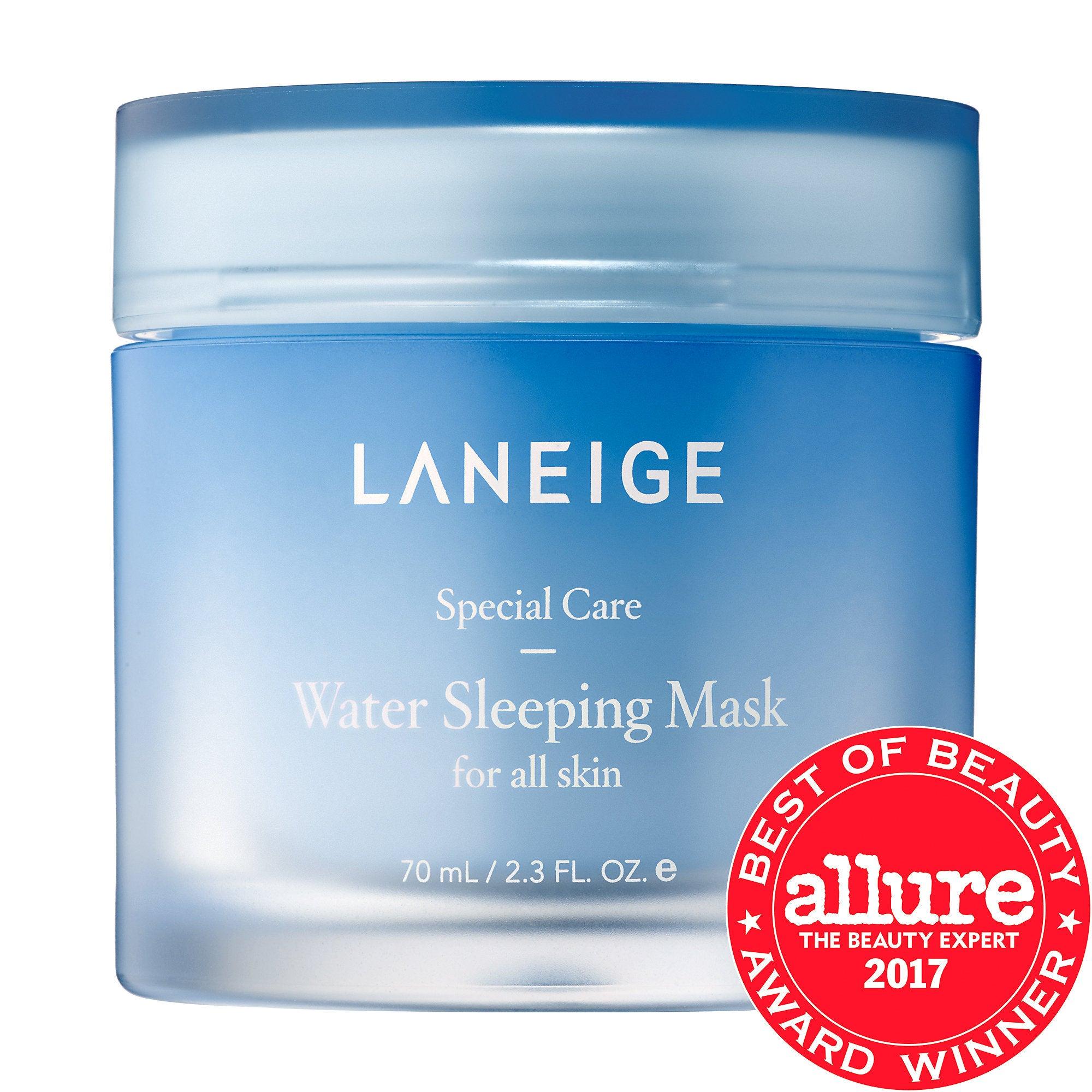 Hypoallergenic Cica Sleeping Mask by Laneige #15