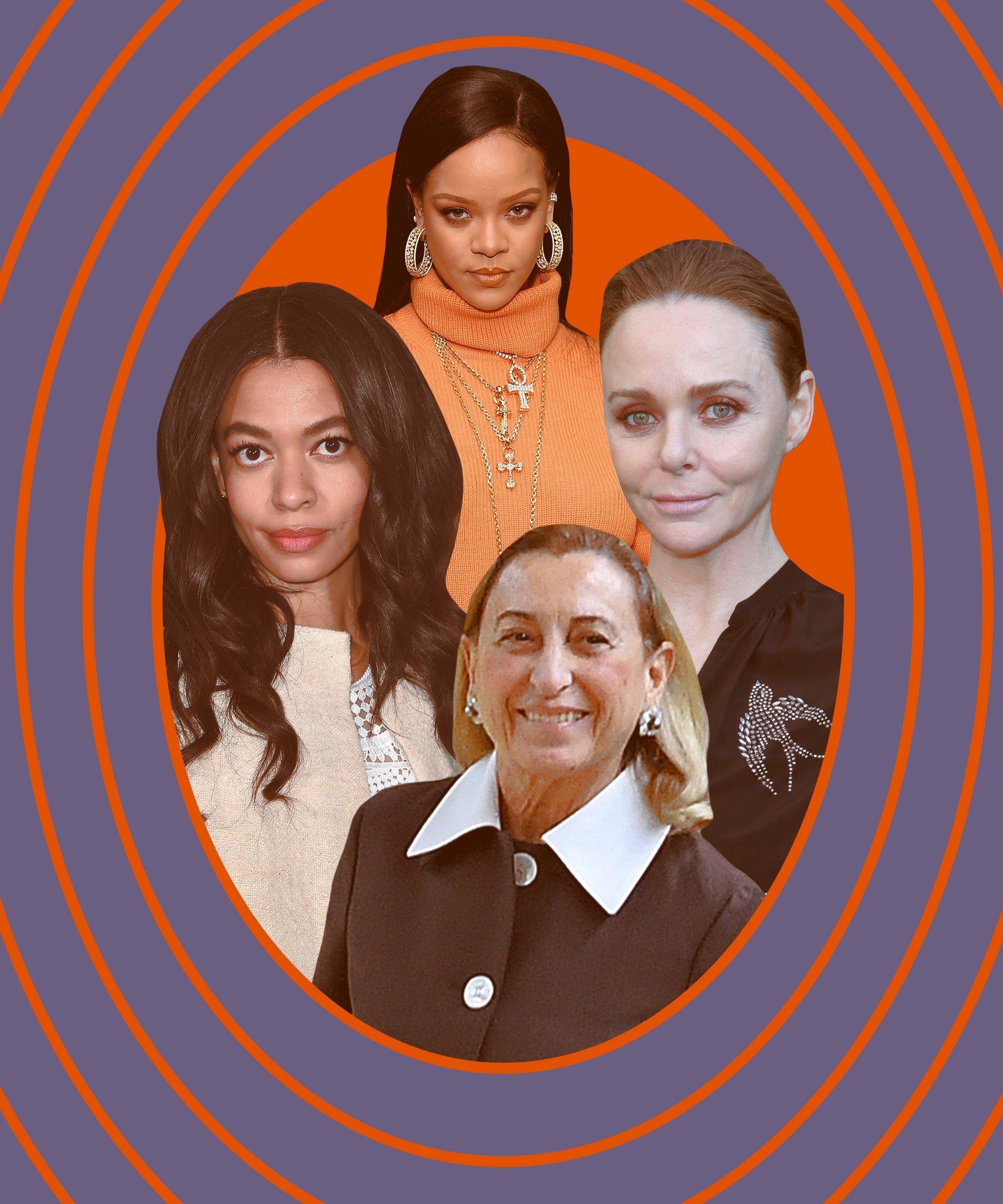 The Most Influential Female Fashion Designers In 2020