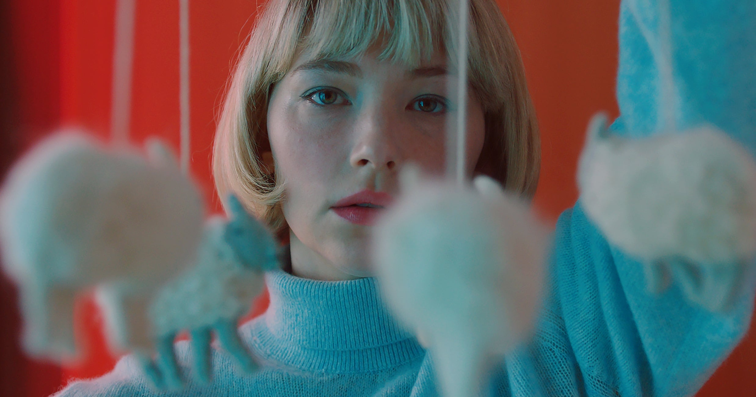 Haley Bennett Shocking Performance In Swallow Movie