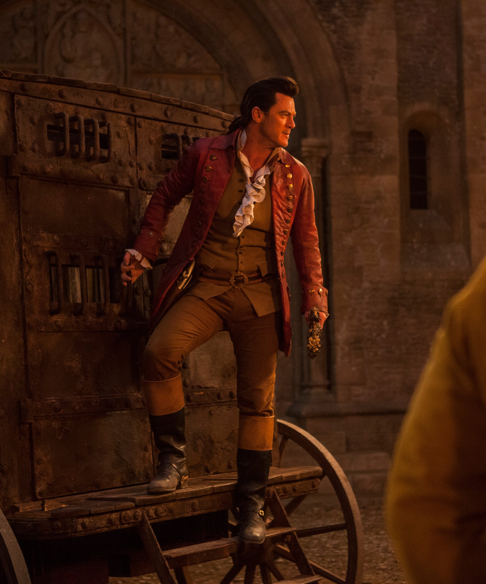 Beauty And The Beast Show About Gaston For Disney Plus