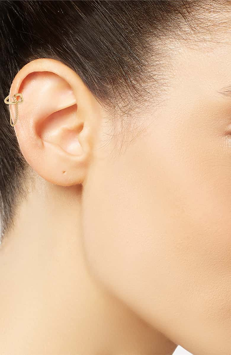 The Coolest Ear Cuffs That Don't Require A Piercing 2