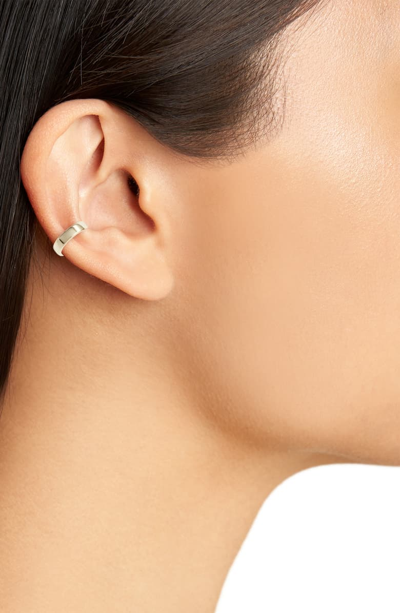 The Coolest Ear Cuffs That Don't Require A Piercing 10