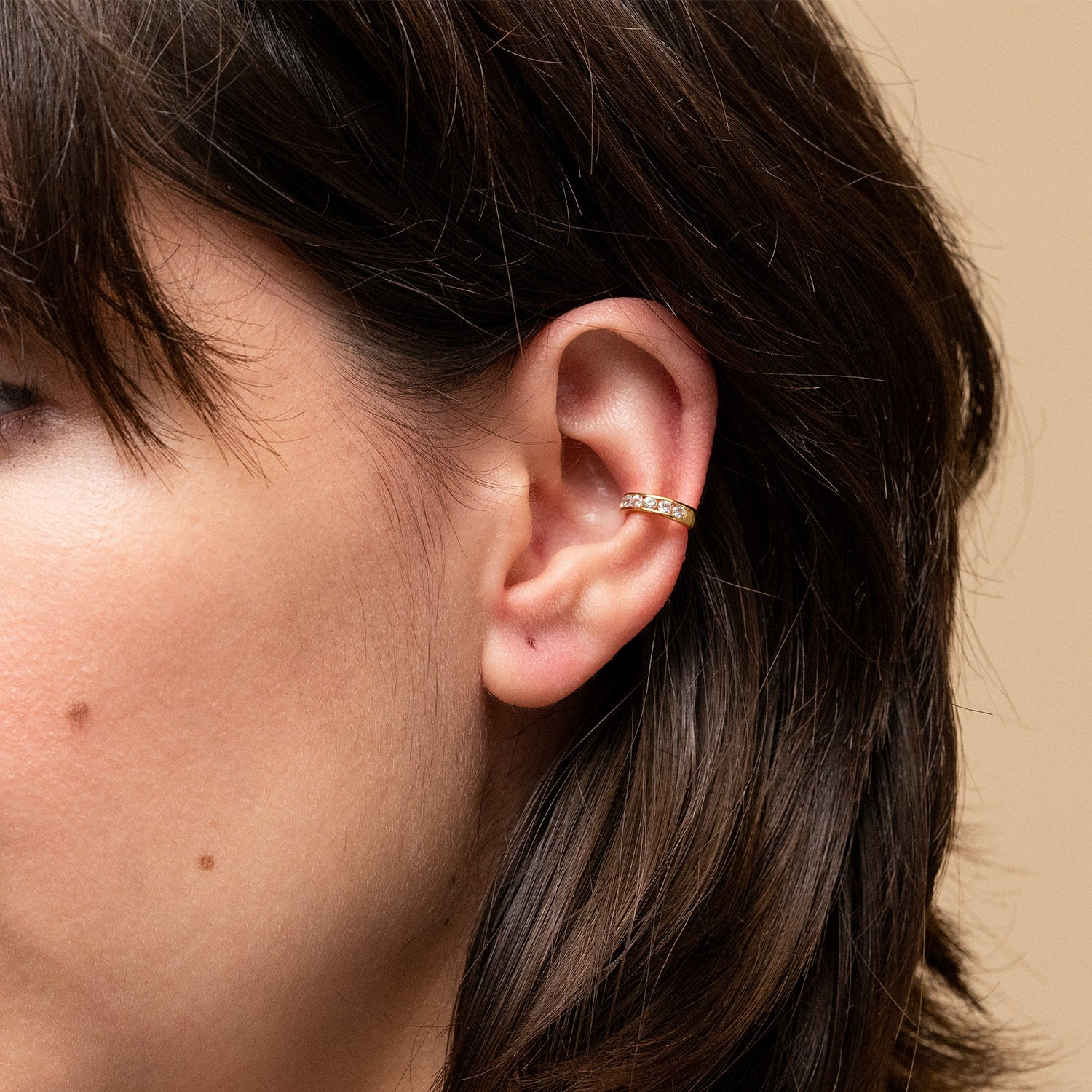 The Coolest Ear Cuffs That Don't Require A Piercing 13