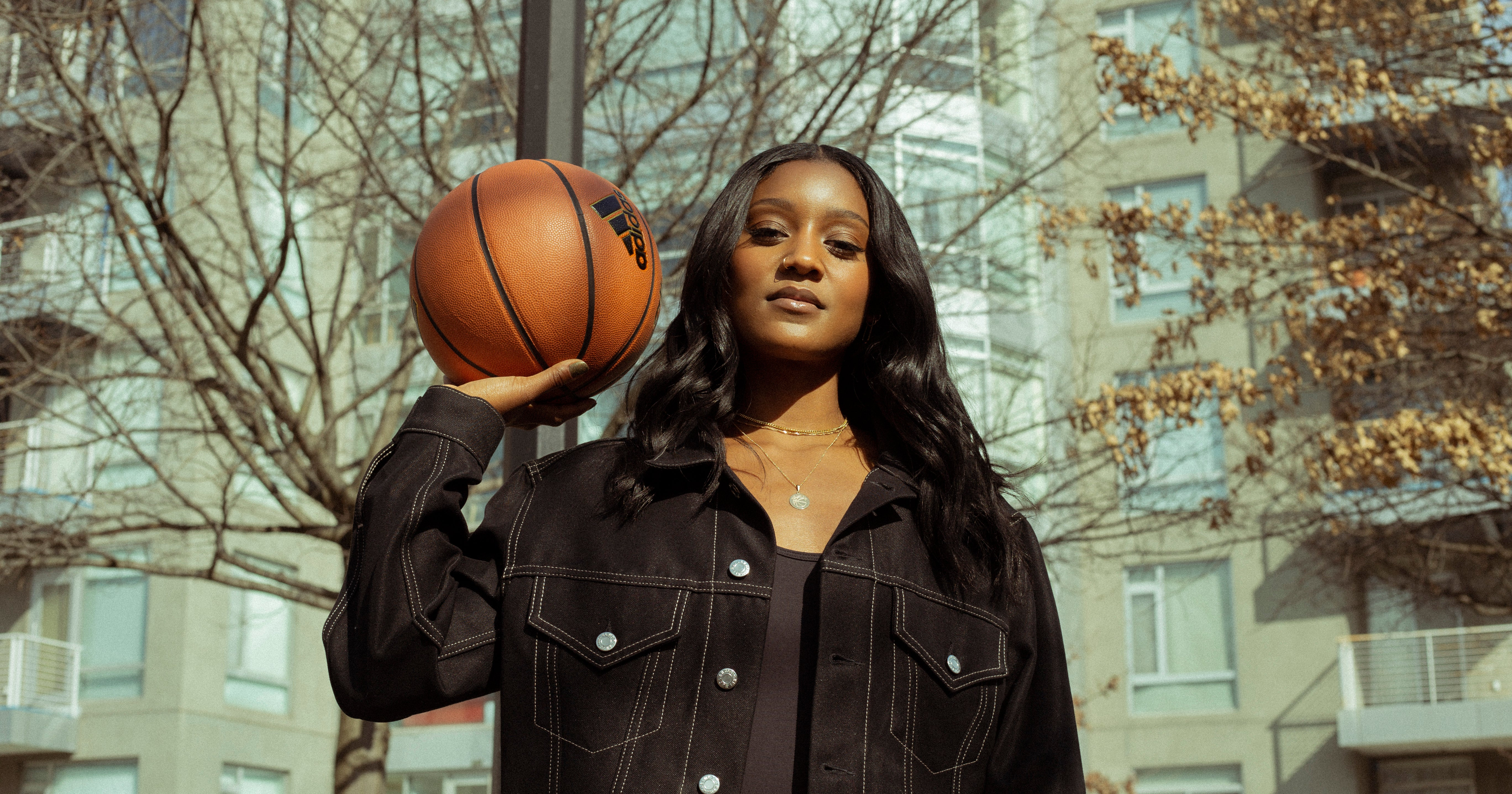This Entrepreneur Is Creating Safe Spaces For Female Basketball Players