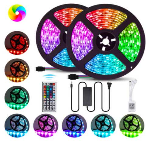 Best Tiktok Led Lights To Get Multi Colored Room Trend