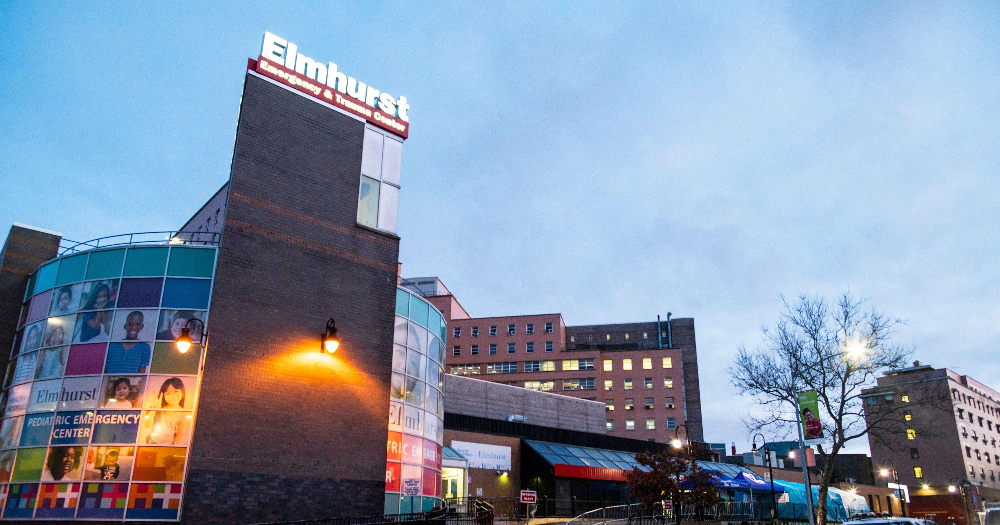 Why Is Elmhurst Hospital Leading In Coronavirus Deaths