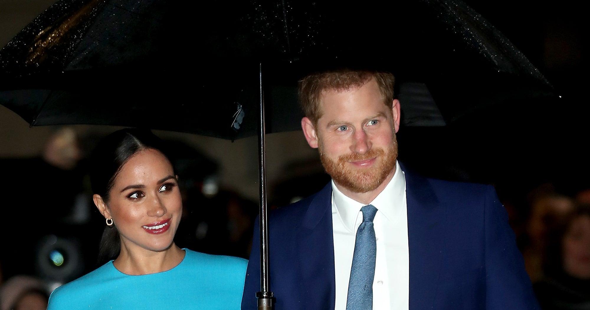 Meghan Markle Prince Harry Have Reportedly Left Canada Amid Coronavirus Outbreak
