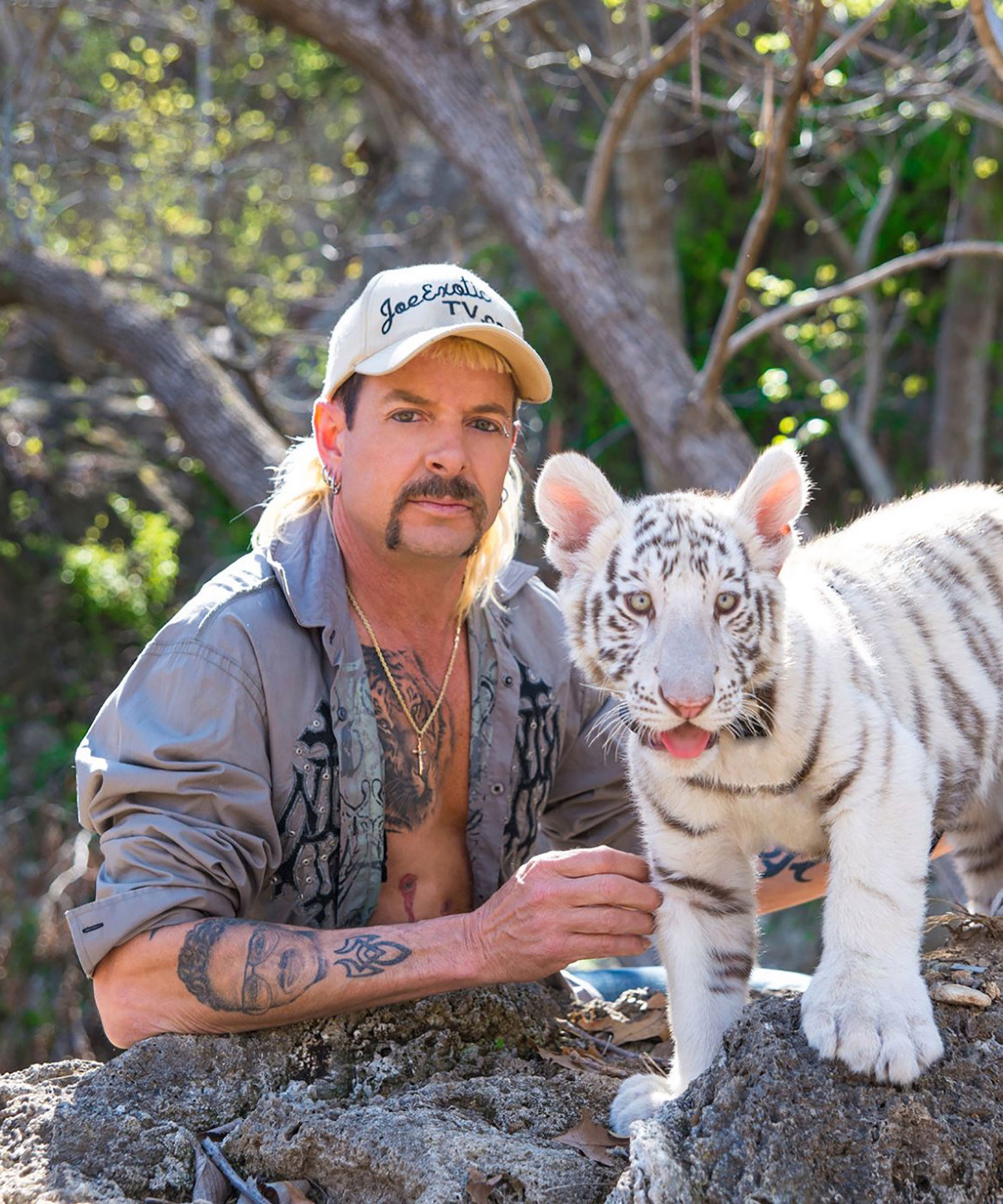 Joe Exotic Didn T Sing His Songs In Tiger King I knew it was a bit too good to be true and turns out my in the interview with vince and rick kirkham, who was featured in tiger king as the producer of joe. joe exotic didn t sing his songs in