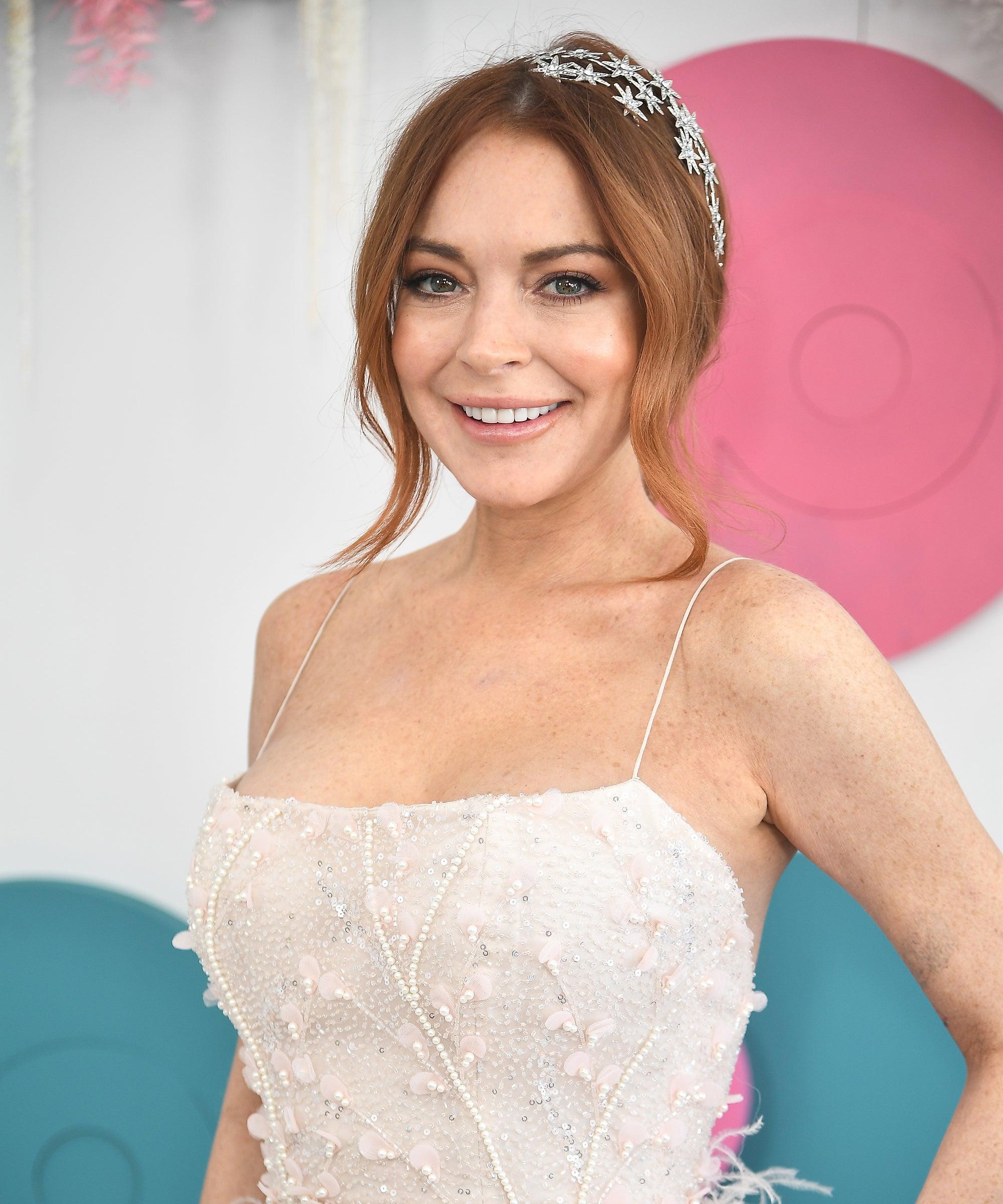 Lindsay Lohan Movies and TV Shows