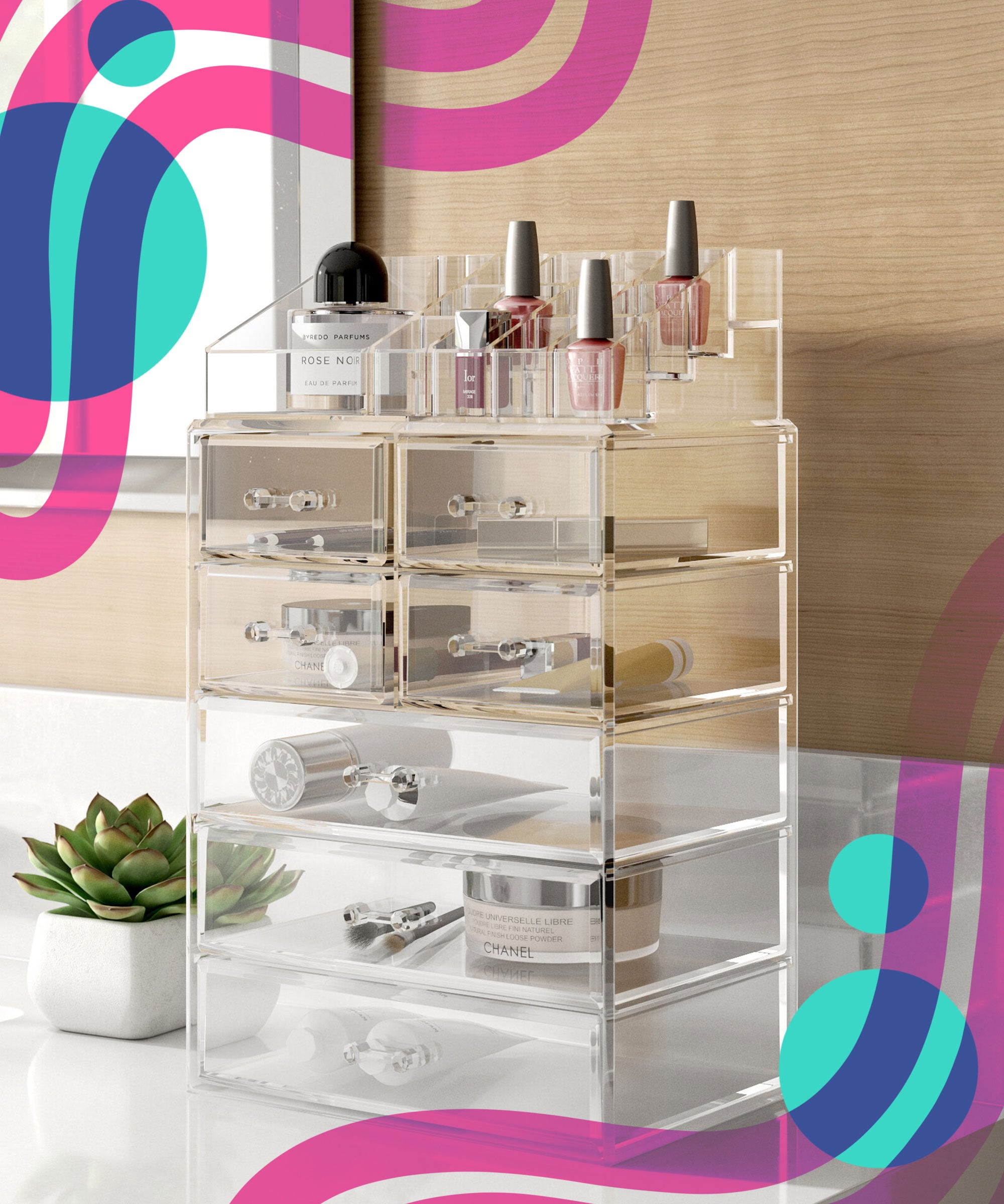 Best Makeup Organizers For Beauty