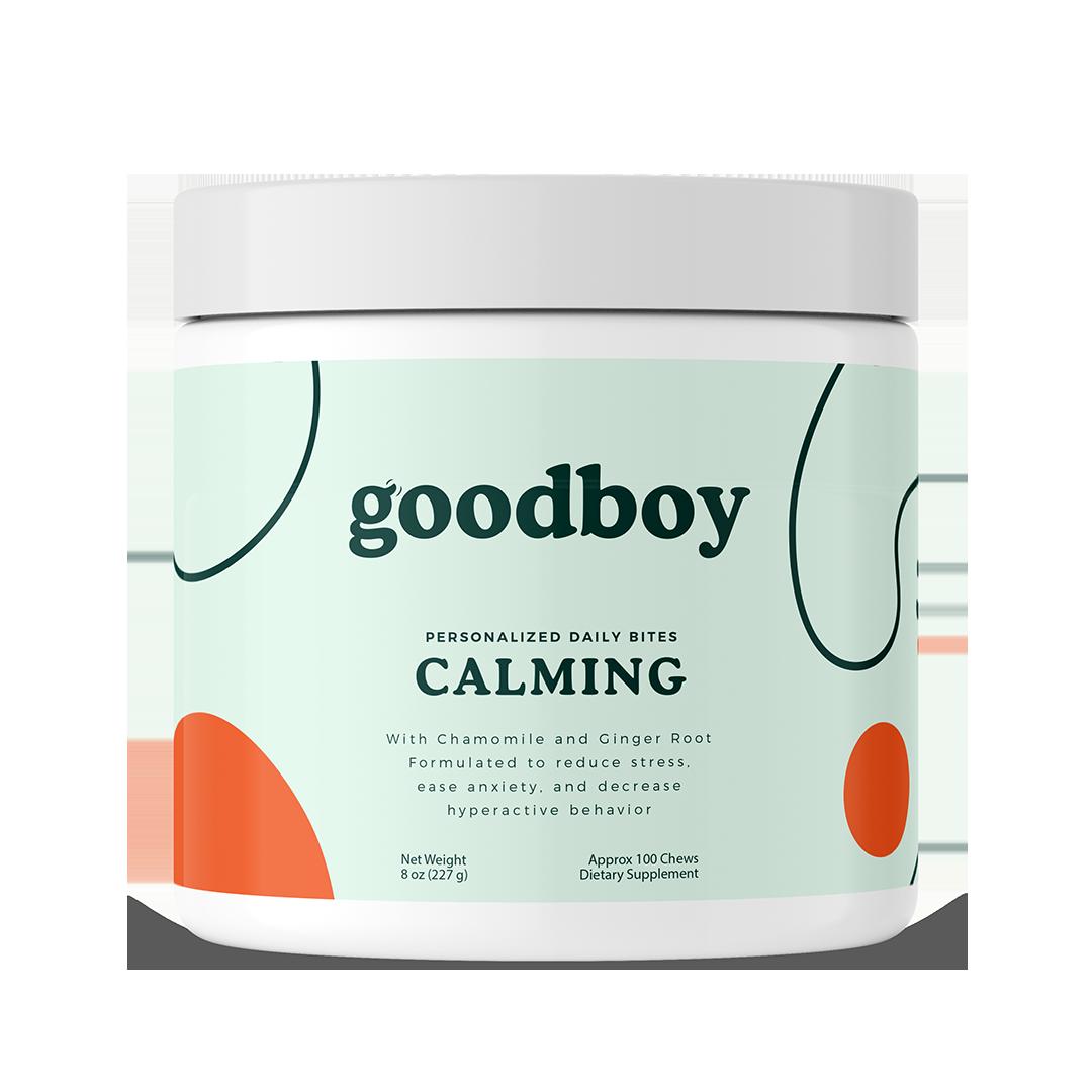 Calming Formula Dog Supplement