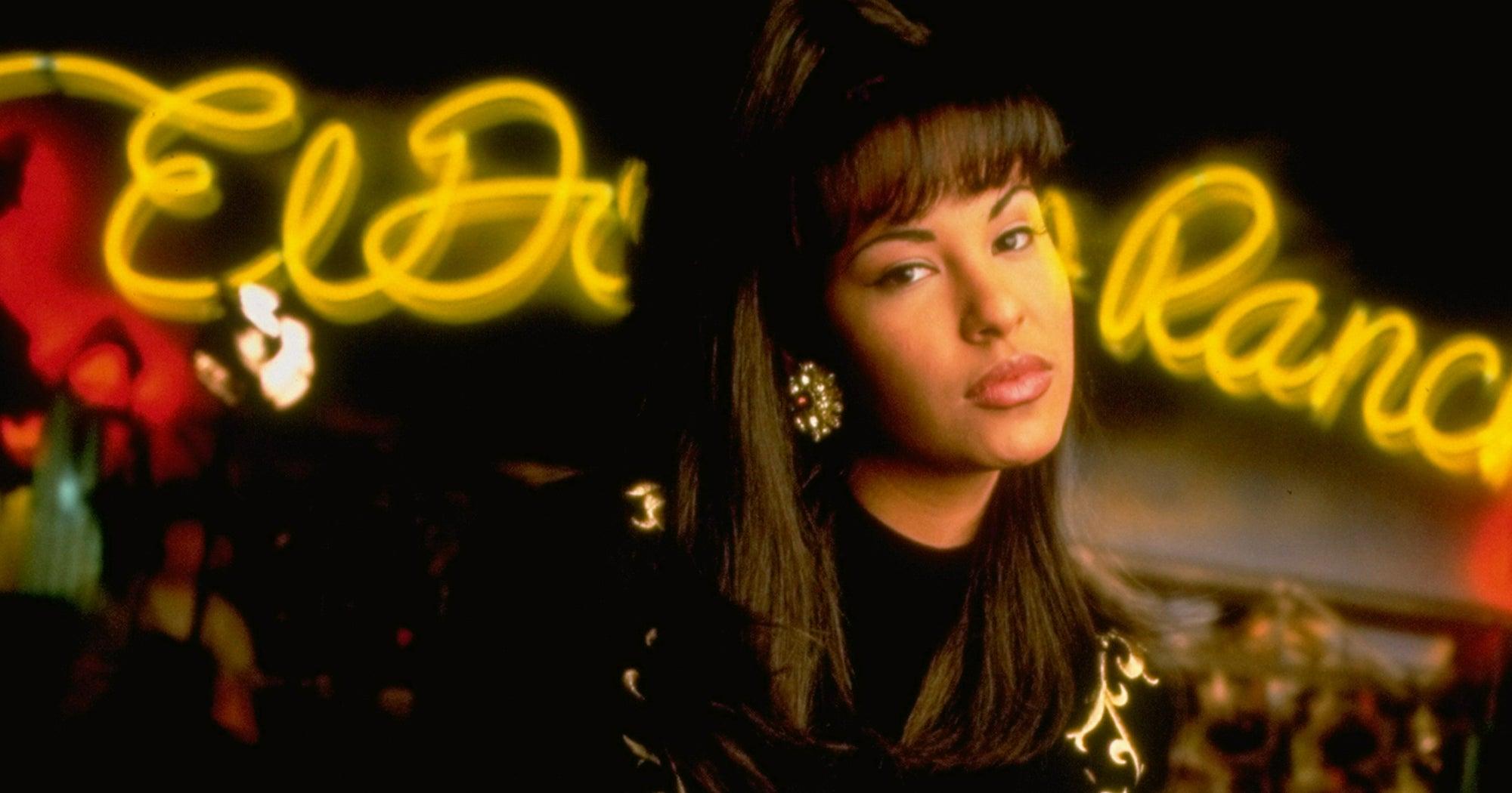 Selena Quintanilla Husband Not Consulted Netflix Series