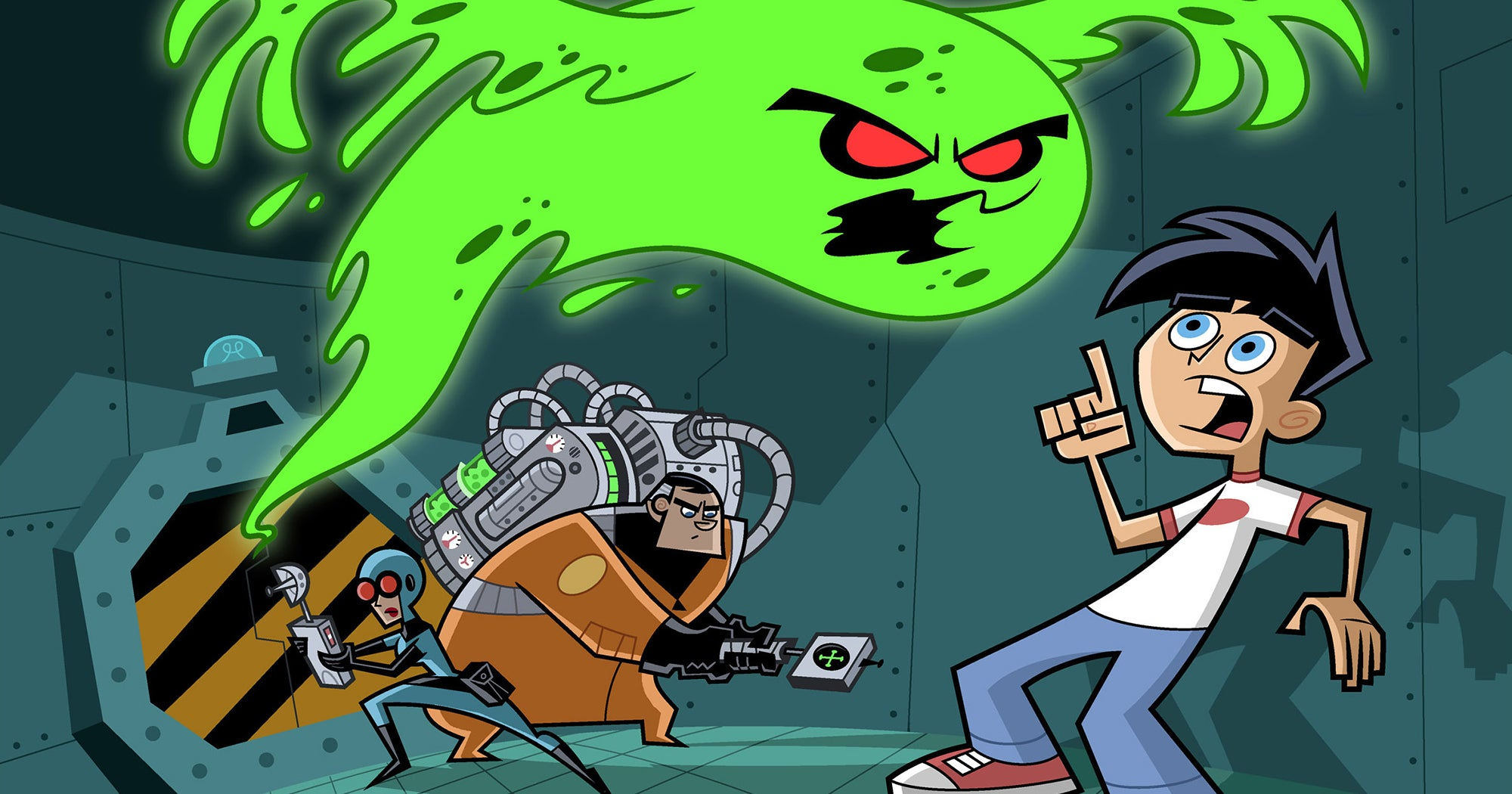 Why Everyone Is (Thirst) Tweeting About Danny Phantom
