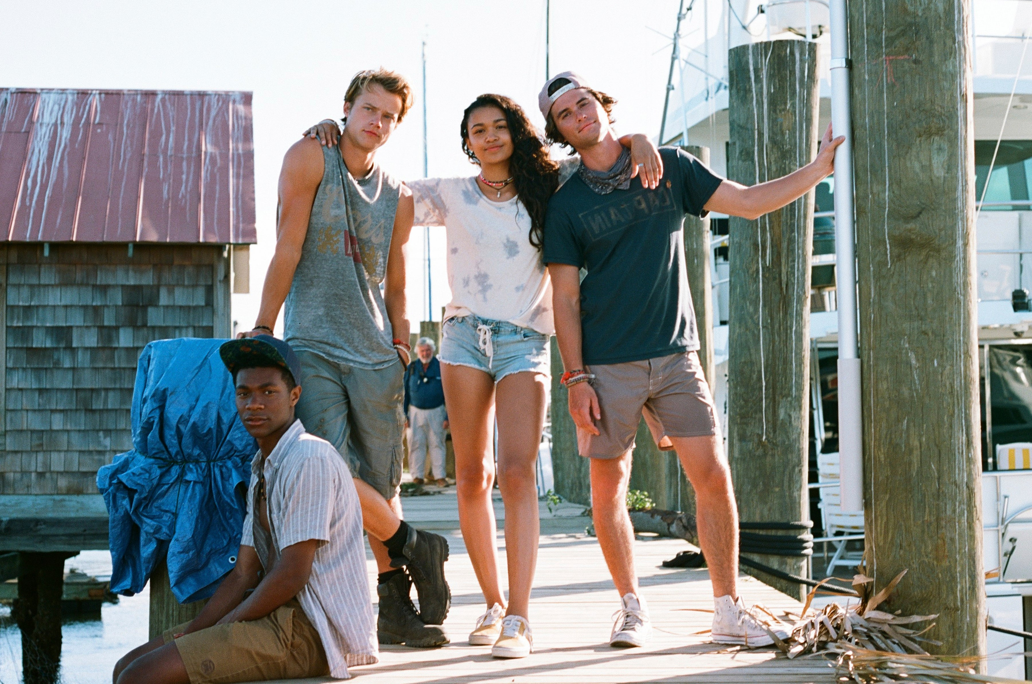 How Netflix Created Its Hot New Outer Banks Teen Cast