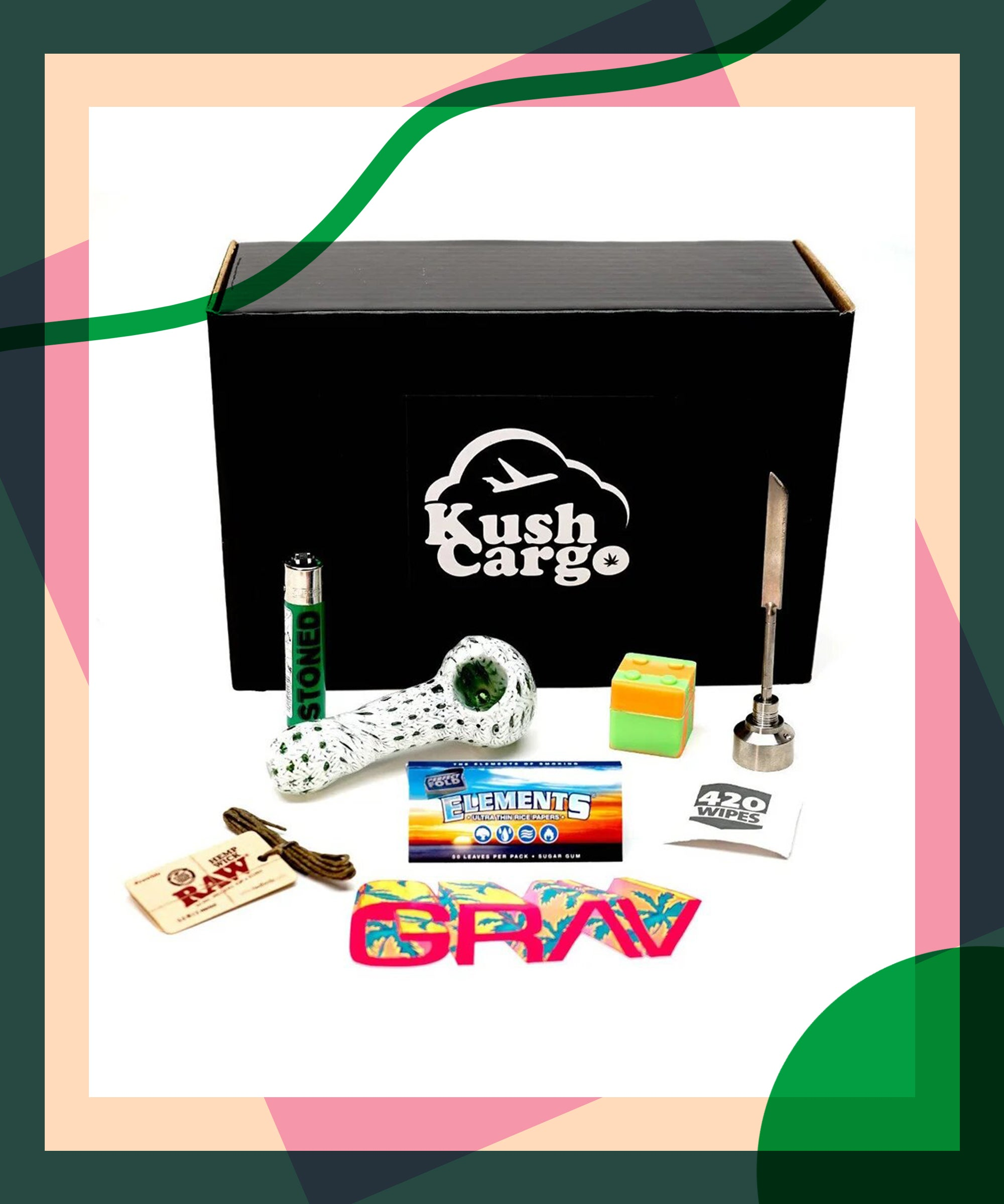 best weed subscription boxes monthly marijuana delivery  refinery29