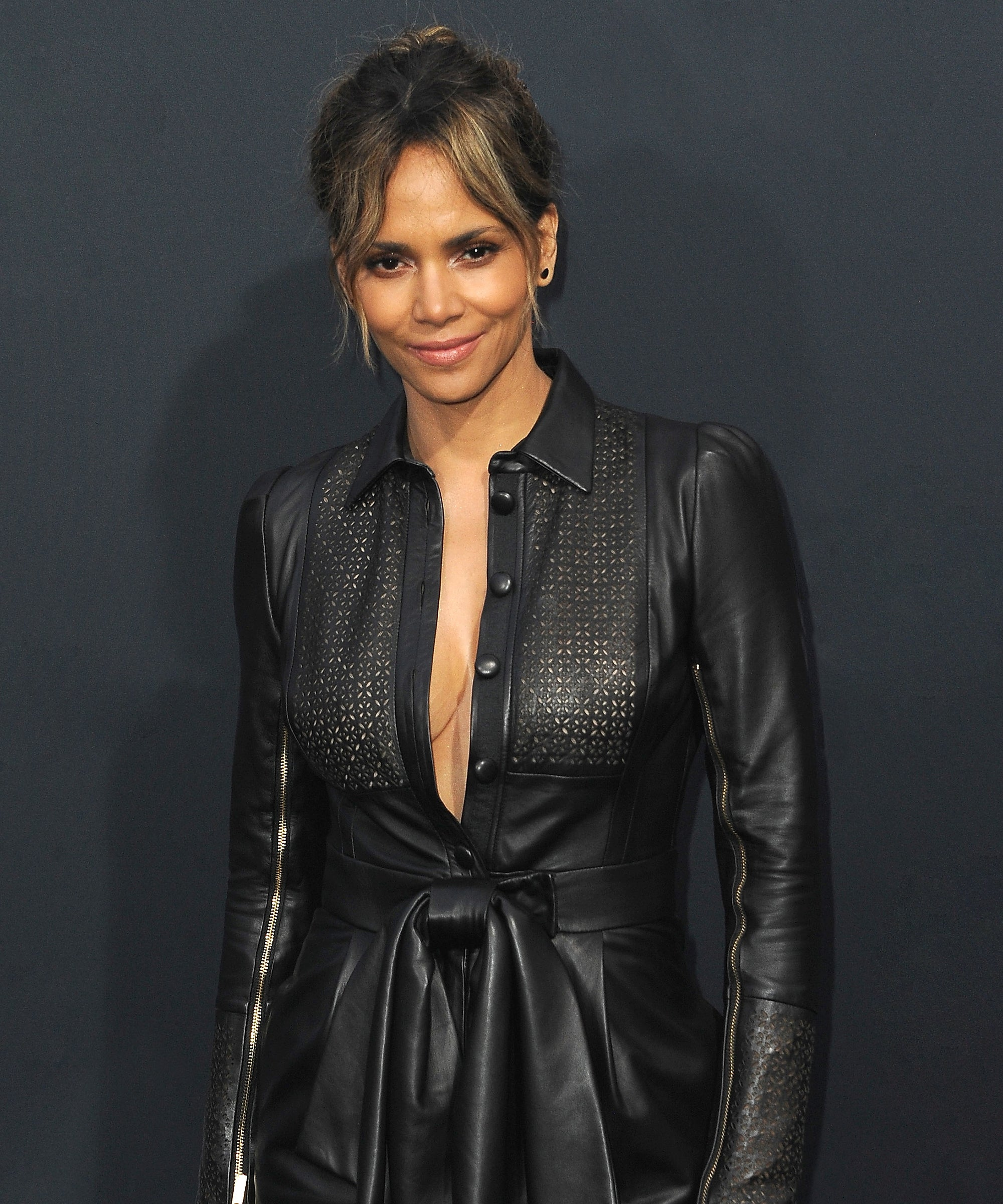 Halle Berry Reveals Why She Shaved Daughter Nahla Hair