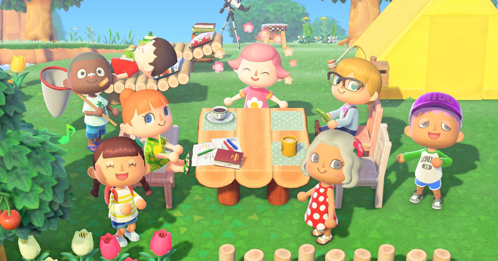 Animal Crossing New Horizons Update Guide To Redd Leif
