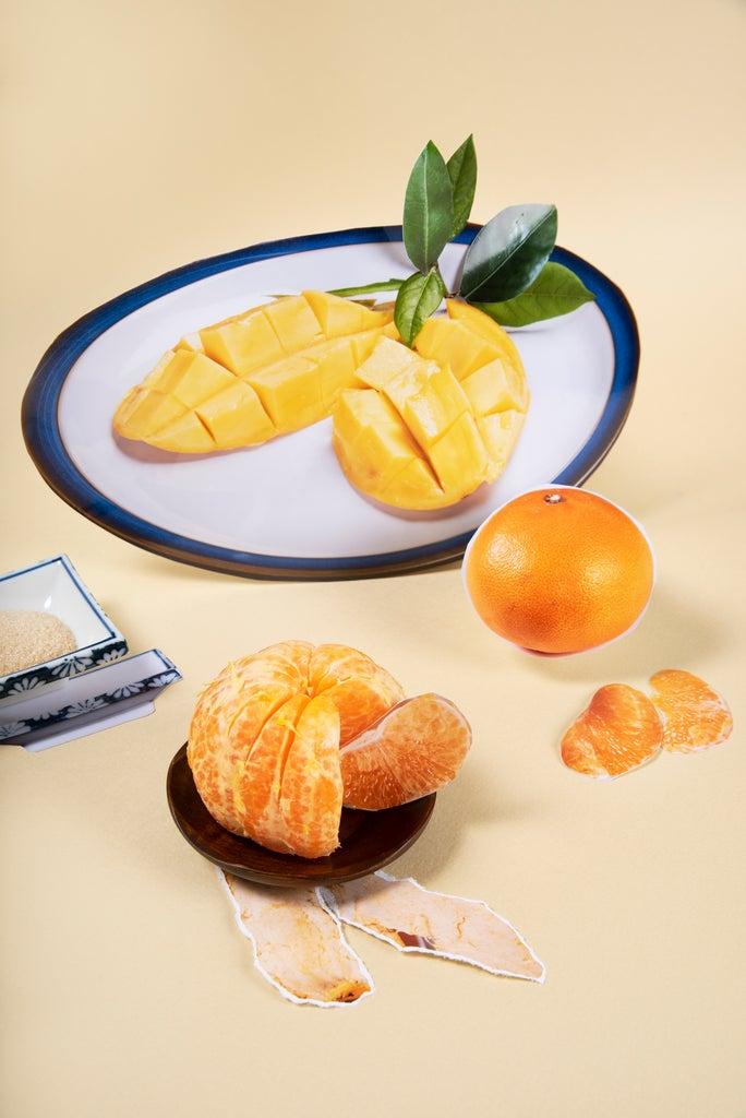 Warum geschältes & gewürfeltes Obst für mich ein Symbol der Liebe ist