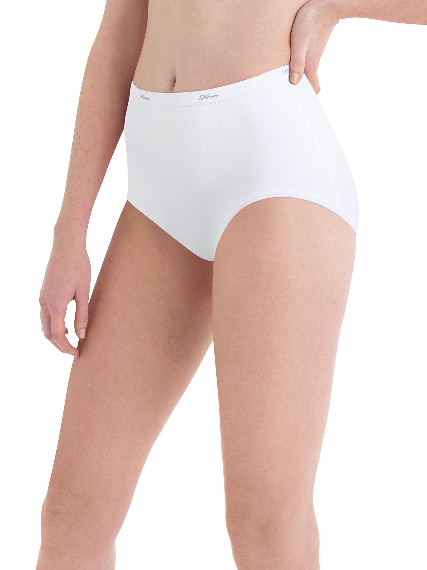 Hanes Cotton Sporty Hipsters Underwear Panties No Pinch Multi Color U PICK Size