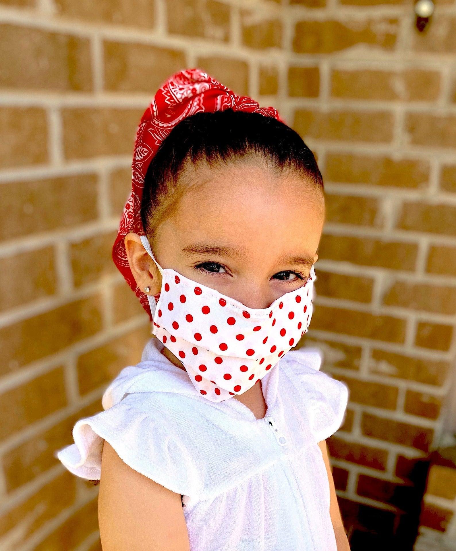Kids Face Masks On Sale For Coronavirus