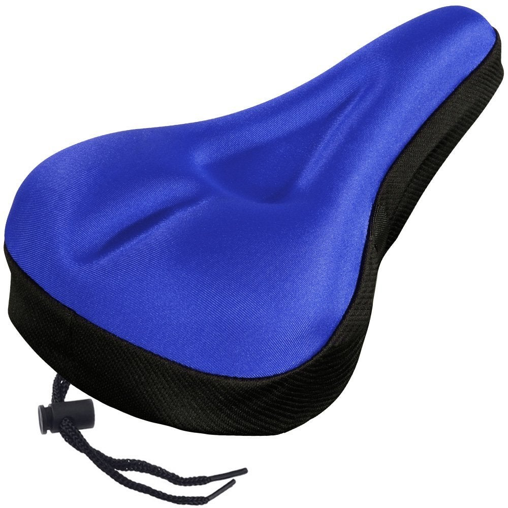 Imitation Sheepskin Padded Bicycle Seat Cover Sunlite for sale online