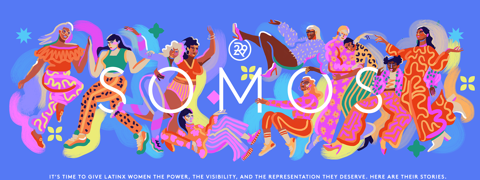 Somos: Telling Latinx stories and shifting the narrative, para nosotros - cover