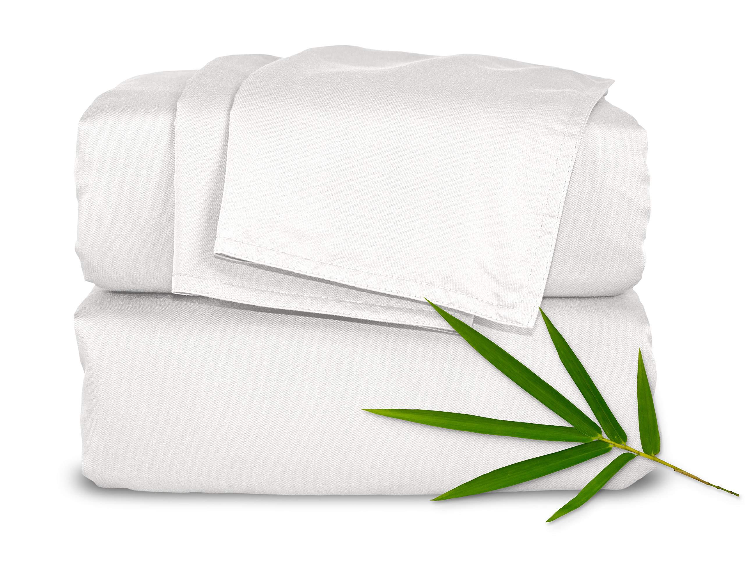 Pure Bamboo 100% Organic Bamboo Sheet Set - 4pc