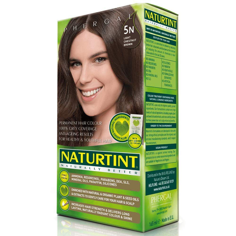 Naturtint Permanent Hair Color - Mahogany Chestnut 4M