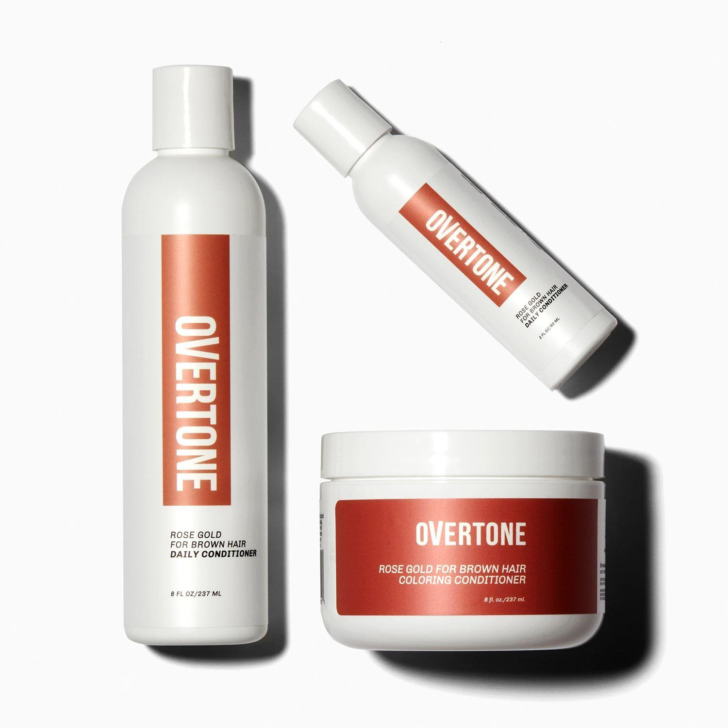 Overtone Overtone Chocolate Brown Coloring Conditioner