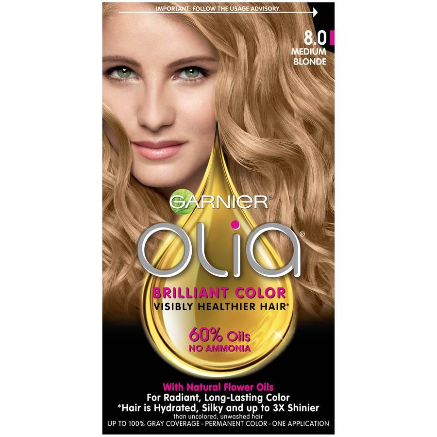 Garnier Garnier Olia Oil Permanent Hair Color