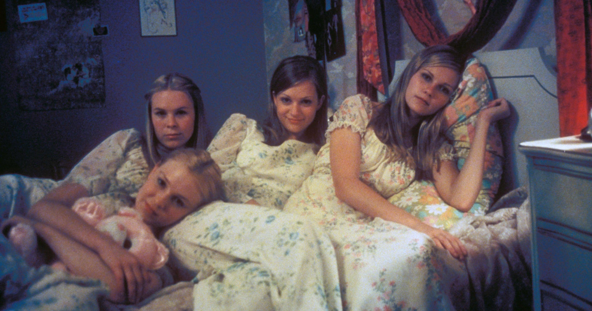 An Ode To Virgin Suicides, The Film That Introduced The Fashion Nightgown