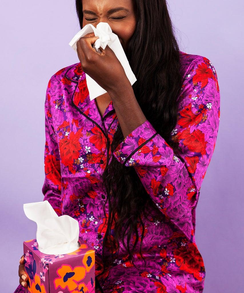 Von grünem Tee bis Sex: Diese Hausmittel können Allergiesymptome lindern