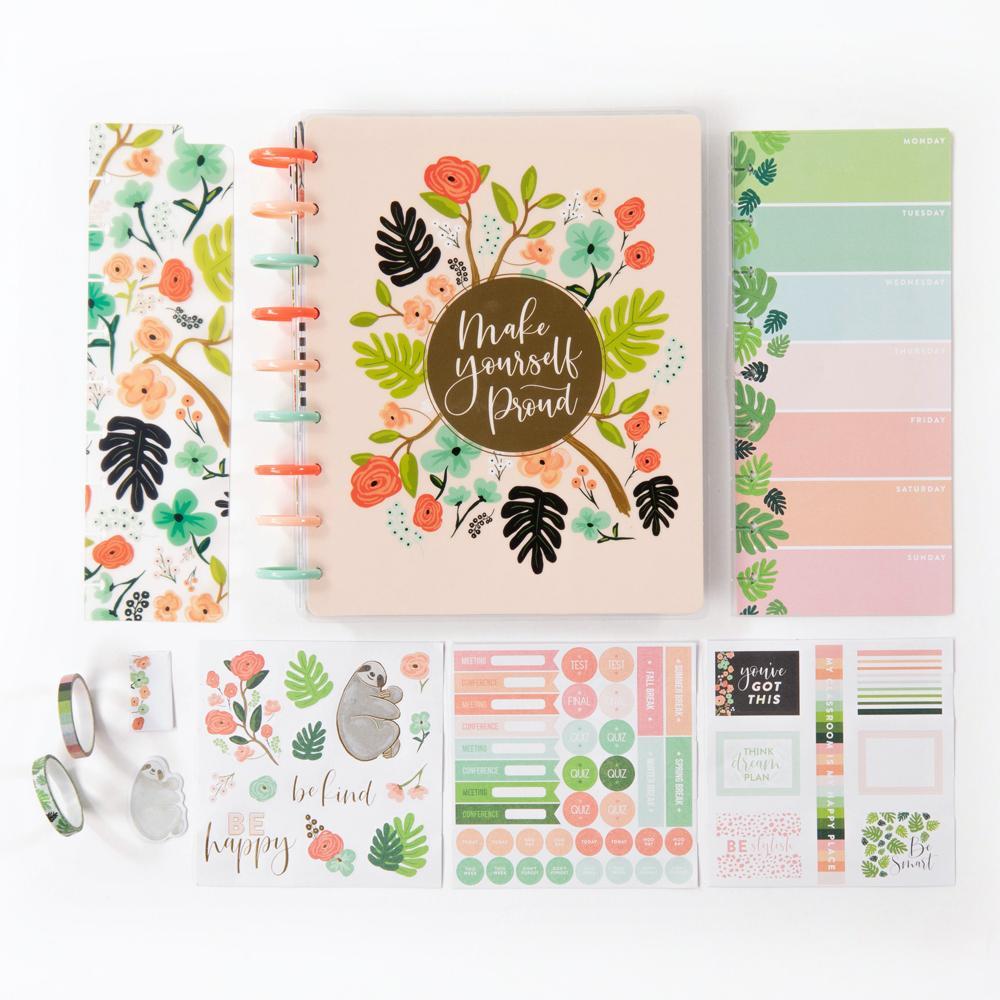 Classic Teacher Box Kit - Pastel Blooms - 12 Months
