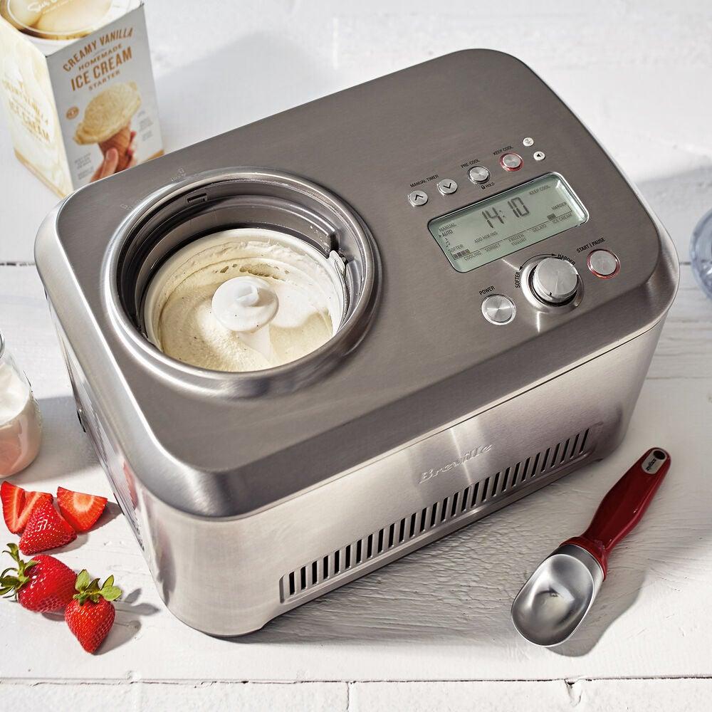 Smart Scoop Ice Cream Compressor
