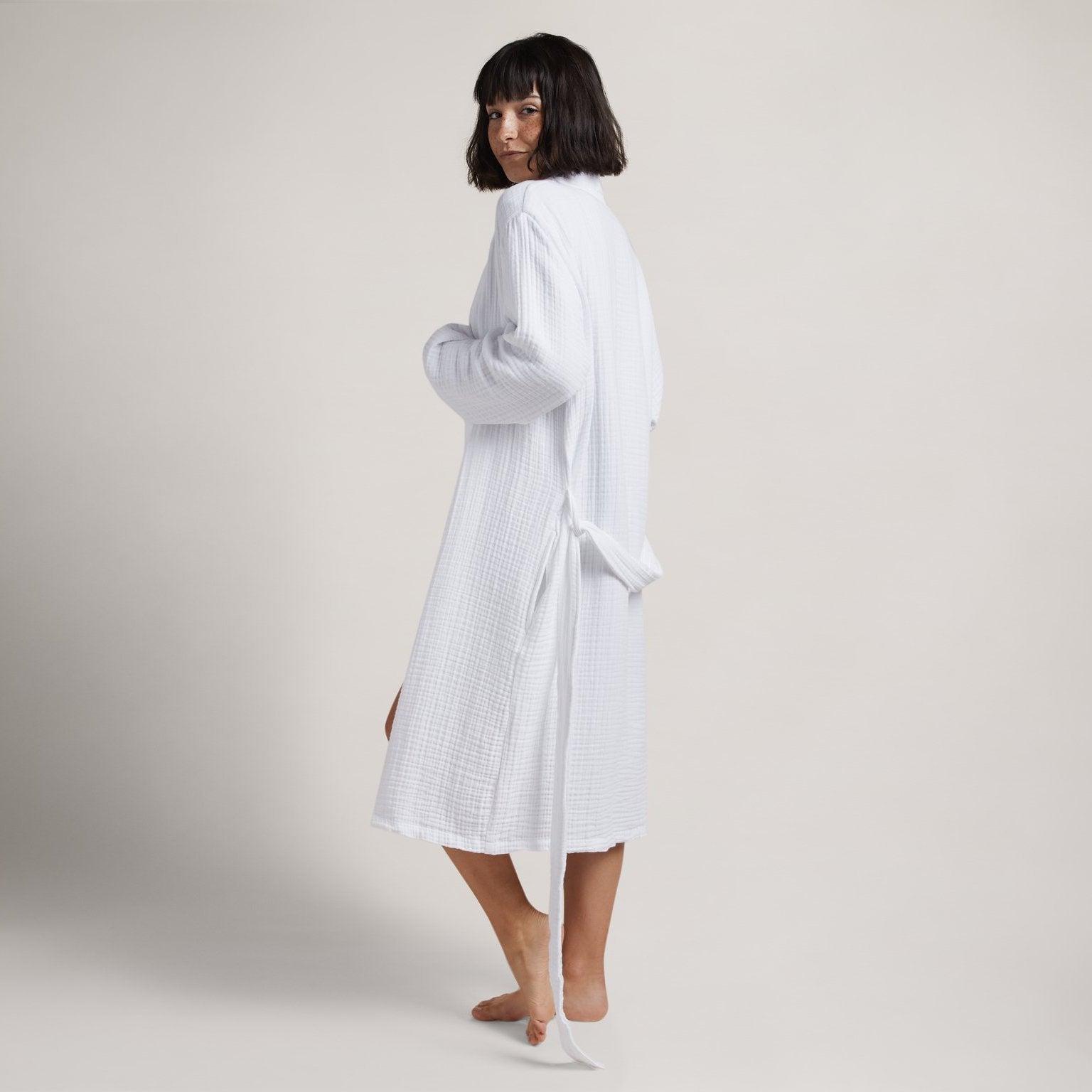 Cloud Cotton Robe