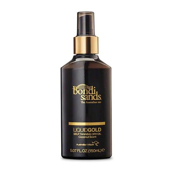 Liquid Gold Tan Oil