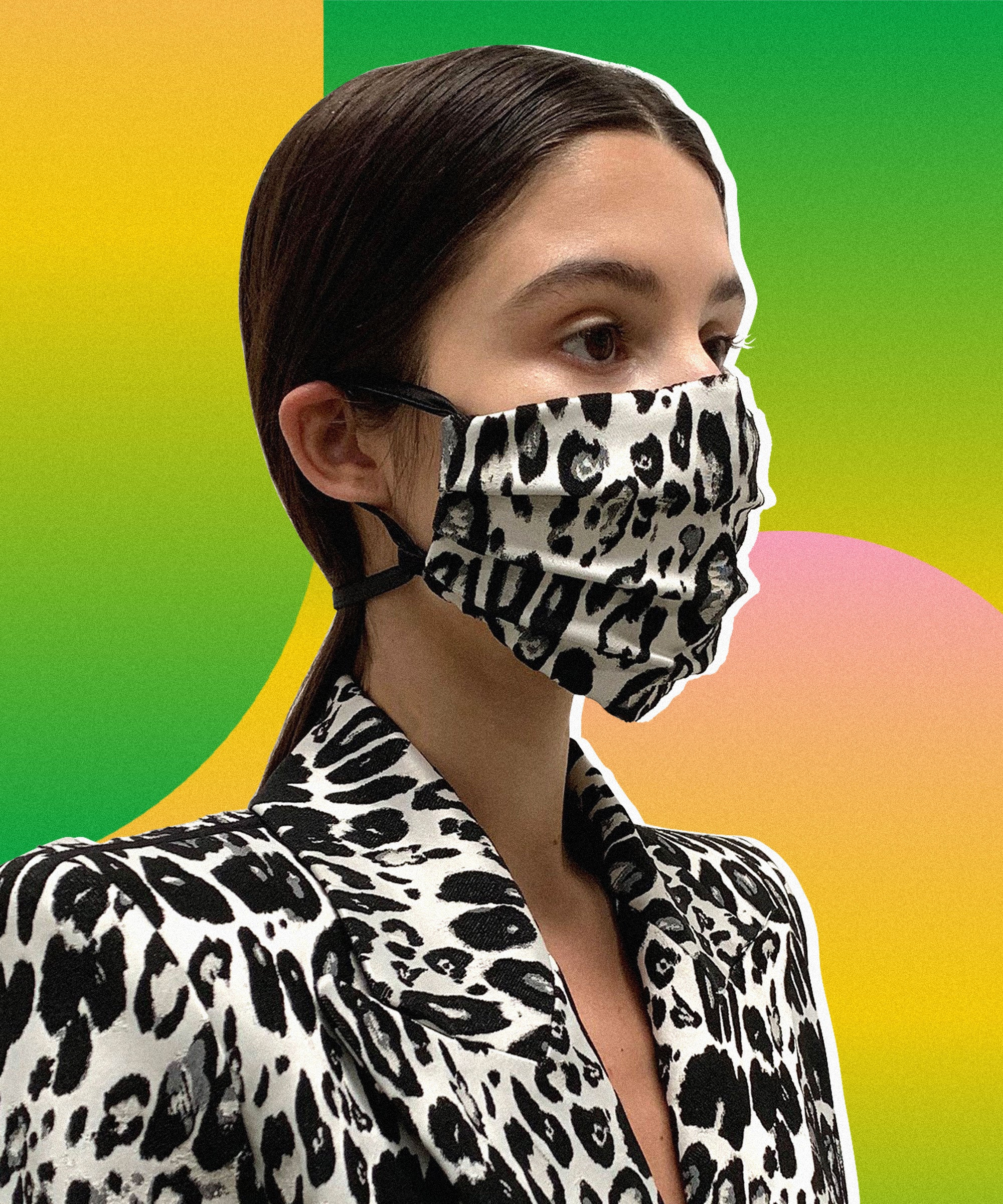 Stylish Face Masks All Made In Canada