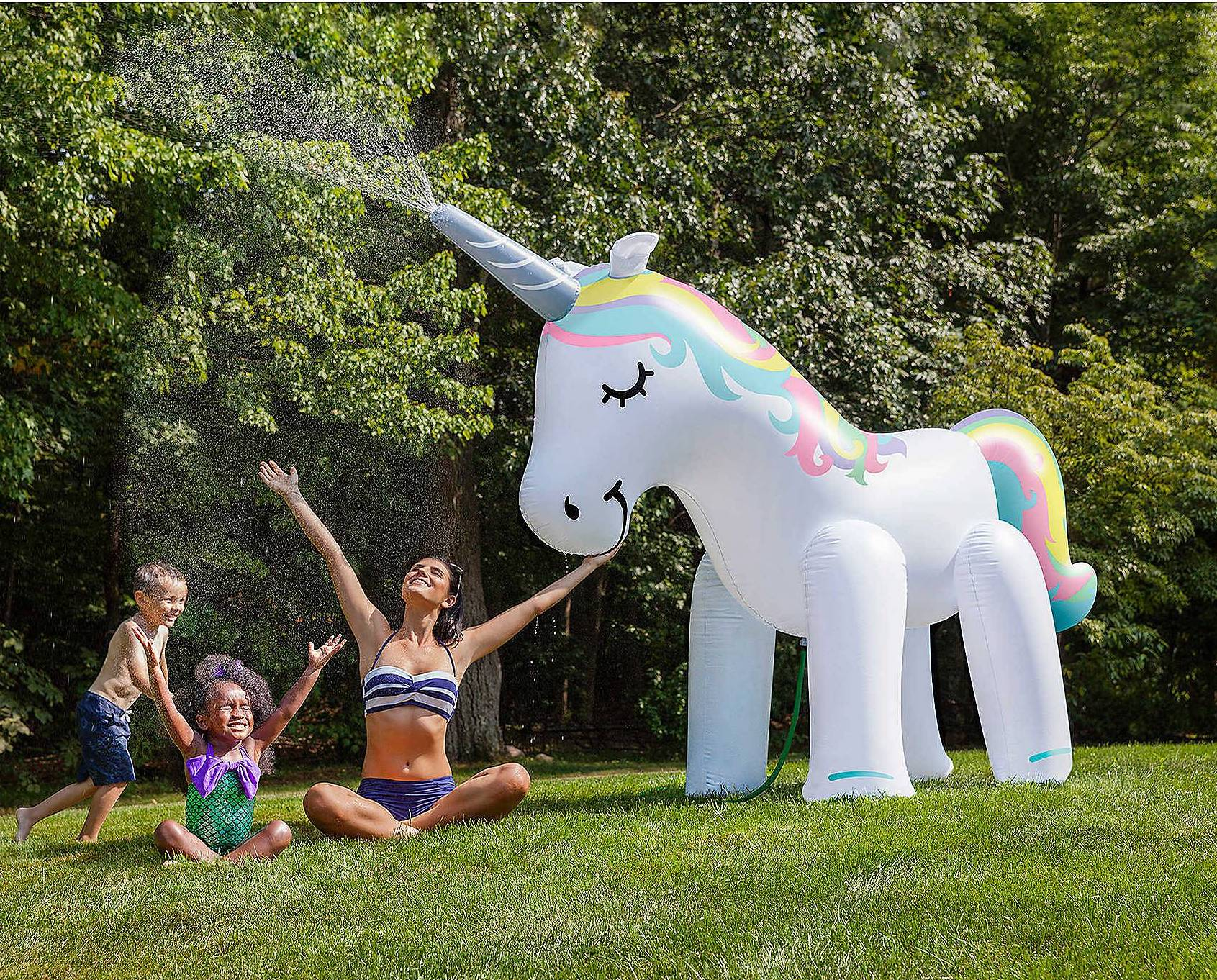 6-1/2-Foot Unicorn Sprinkler