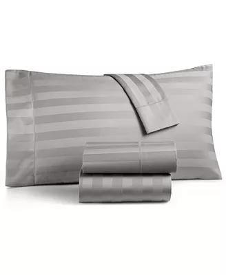 4-Pc Supima Cotton 550-Thread Count Sheet Set