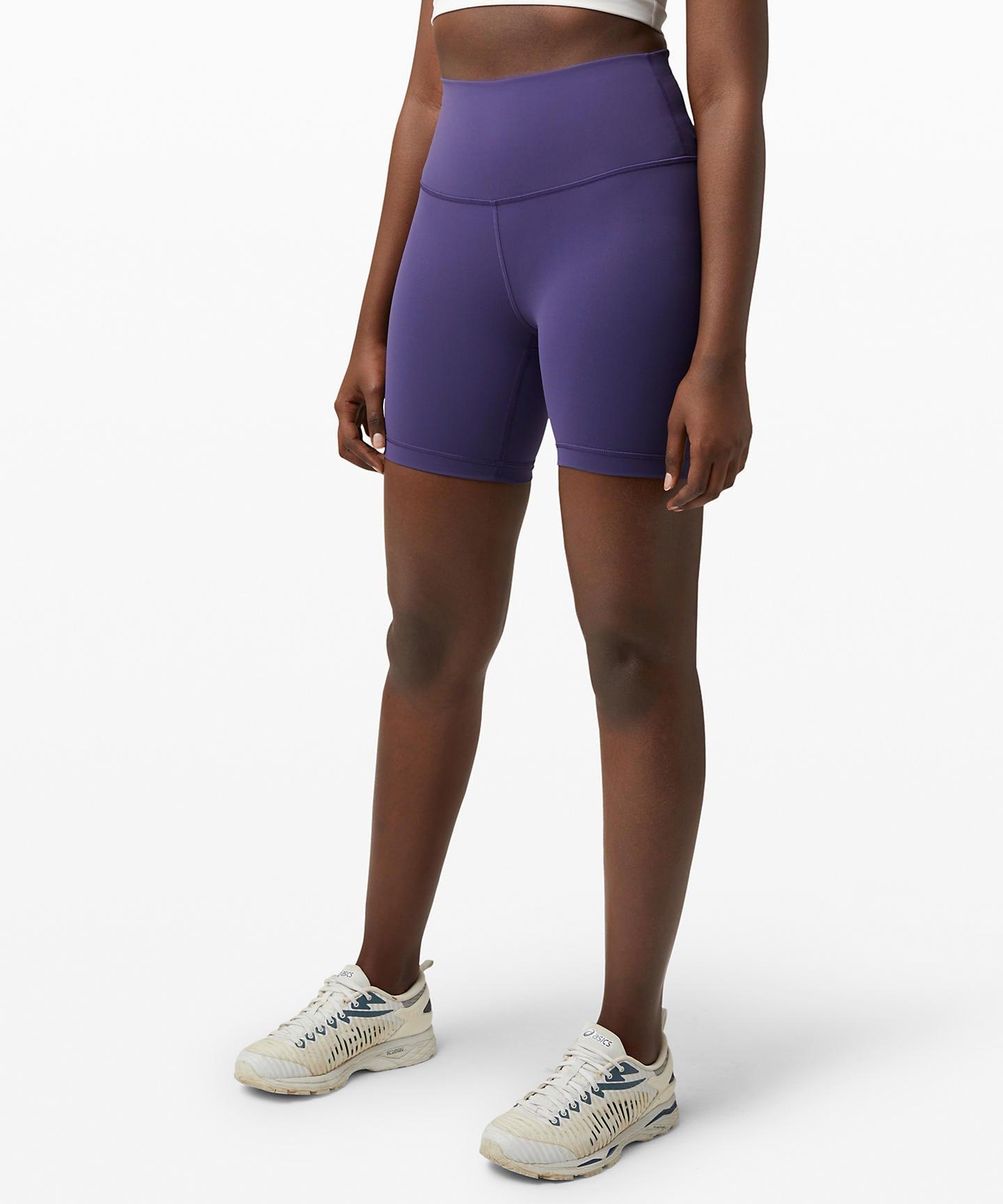 Lululemon Wunder Bike Shorts