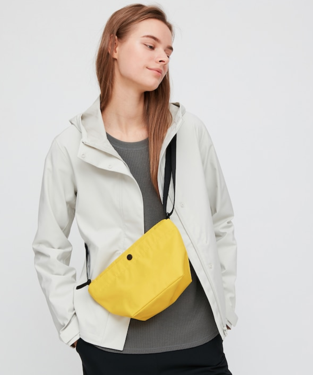 Uniqlo Nylon Mini Shoulder Bag