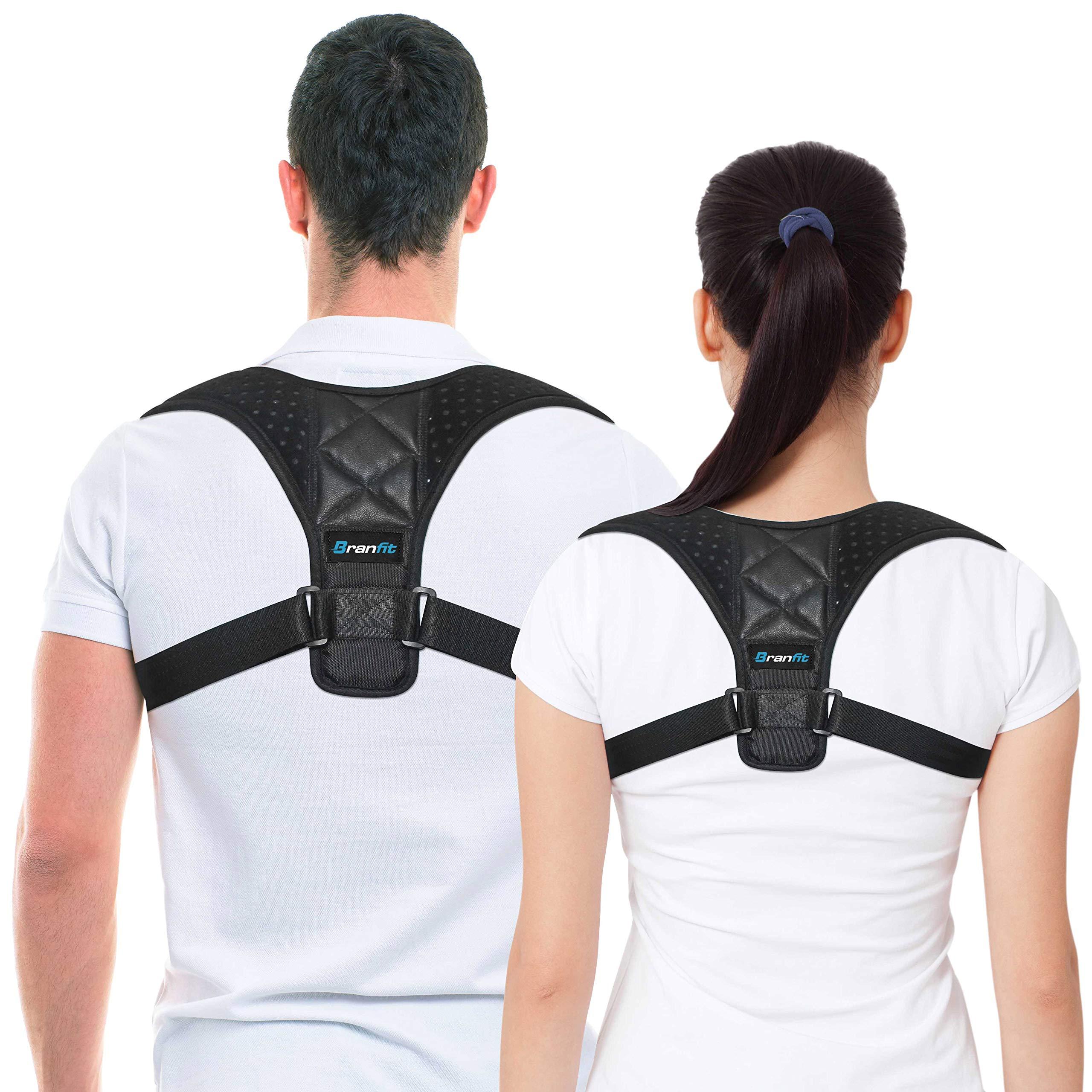 Branfit Posture Corrector & Back Support Brace