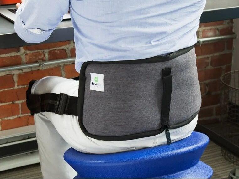Portable Posture Trainer